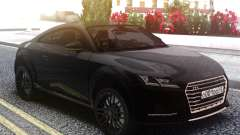 Audi TTS Black for GTA San Andreas