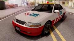 GTA IV FlyUs Feroci for GTA San Andreas