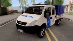 Iveco Daily Prefectura Naval for GTA San Andreas