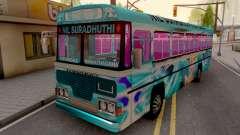 Nil Suradhuthi Bus for GTA San Andreas