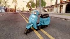 Faggio from GTA VCS for GTA San Andreas