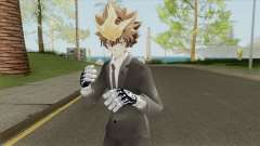 Tsuna V2 (Katekyo Hitman Reborn) for GTA San Andreas