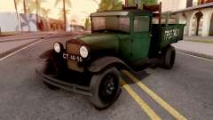 GAZ-AA 1934 IVF for GTA San Andreas