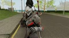 Creative Destruction - Ninja for GTA San Andreas