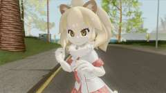 Kemono Friends King Lion for GTA San Andreas