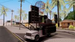 GTA V Vapid Festival Bus for GTA San Andreas