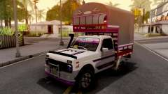 Lada Niva Con Estacas for GTA San Andreas