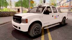 GTA V Vapid Sadler Nudle Self-Driving Car for GTA San Andreas