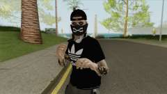 Skin Random From GTA ONLINE for GTA San Andreas