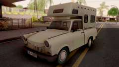 Trabant 1.1 Wohmobil for GTA San Andreas
