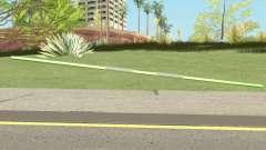 Jade Weapon V1 for GTA San Andreas