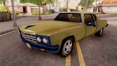 Yardie Lobo from GTA 3 Yellow for GTA San Andreas