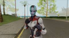 Nebula (Avengers Team Suit) for GTA San Andreas