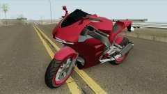 Carbon RS GTA V for GTA San Andreas