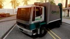 Ford Cargo 1415 Trash Prefecture SA Style for GTA San Andreas