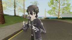 Kirito V1 (Sword Art Online) for GTA San Andreas