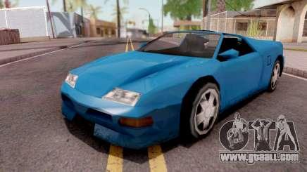 Deimos SP from GTA LCS for GTA San Andreas