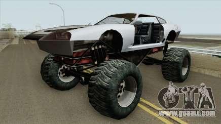 Jester Monster for GTA San Andreas