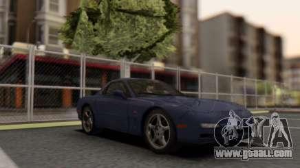 Mazda RX-7 Super Sport for GTA San Andreas