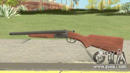 Ash Williams Boomstick for GTA San Andreas
