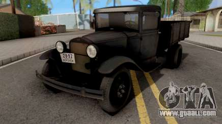 GAZ-AA 1934 for GTA San Andreas