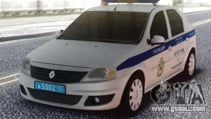 Renault Logan Moi for GTA San Andreas
