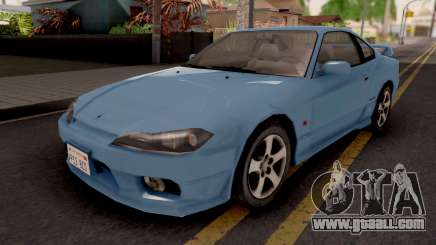 Nissan Silvia S15 Spec-R Aero 1999 for GTA San Andreas