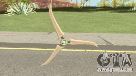 Jade Weapon V2 for GTA San Andreas