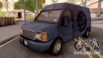 Toyz Van from GTA 3 for GTA San Andreas