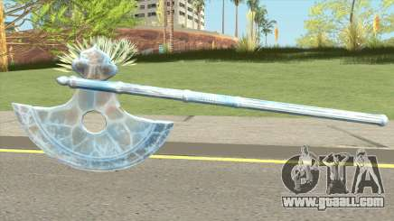 Subzero Weapon for GTA San Andreas