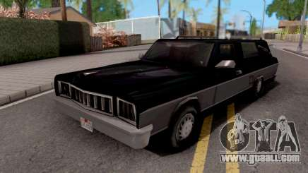 Hearse from GTA LCS for GTA San Andreas