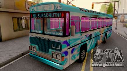 Nil Suradhuthi Bus for GTA San Andreas