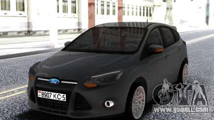 Ford Focus Hatchback 2014 for GTA San Andreas