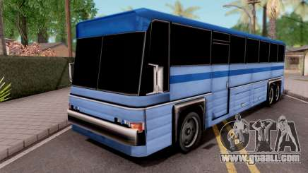 Coach from GTA VCS for GTA San Andreas