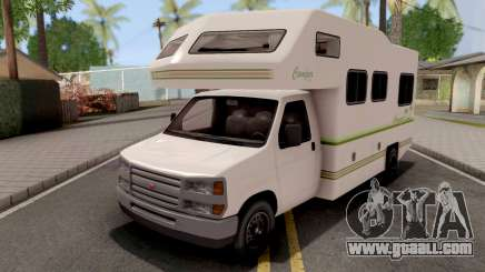 GTA V Bravado Camper IVF for GTA San Andreas