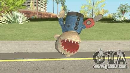 Puppet Ash De Ash Vs Evil Dead for GTA San Andreas