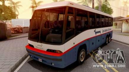 GTA V Brute Dashound SA City Service Coach for GTA San Andreas