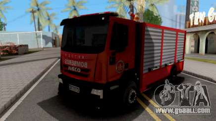 Iveco Tector Bomberos Argentina for GTA San Andreas