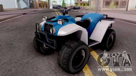 Quad from GTA VCS for GTA San Andreas