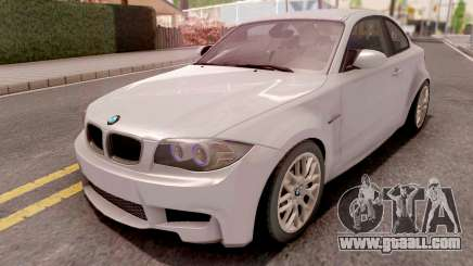 BMW 1M 2012 for GTA San Andreas