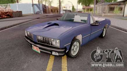 Stallion from GTA VCS for GTA San Andreas