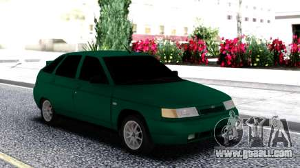 Lada 112 Hatchback for GTA San Andreas