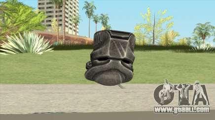 Predator Mask Termical Vision Goggles for GTA San Andreas