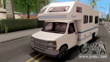 GTA V Bravado Camper for GTA San Andreas