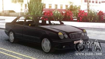 Mercedes-Benz E55 AMG W210 for GTA San Andreas