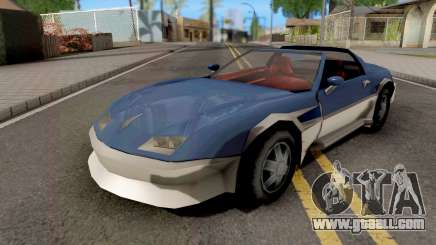 Phobos VT from GTA LCS for GTA San Andreas