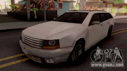 Sindacco Argento from GTA LCS for GTA San Andreas