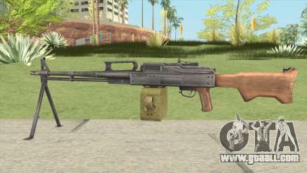 SOF-P PKM (Soldier of Fortune) for GTA San Andreas
