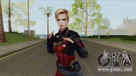 Captain Marvel (Avengers End Game) for GTA San Andreas