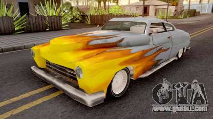 Cuban Hermes from GTA VCS for GTA San Andreas